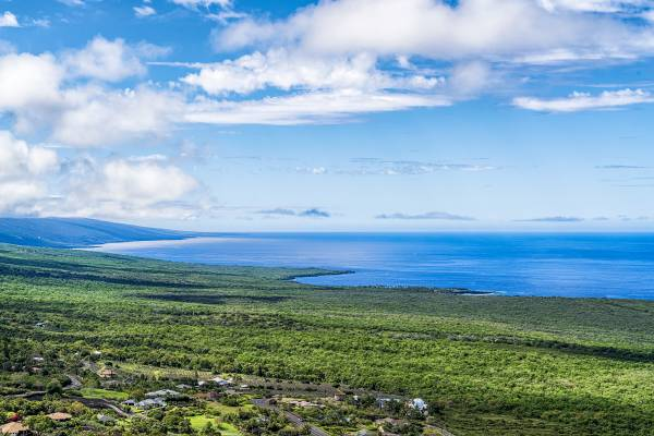Hawaii vacation rentals with an Ocean View