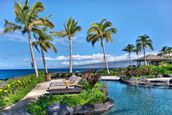 Hawaii vacation rentals on the ocean